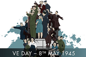 VE Day 75 assembly resource