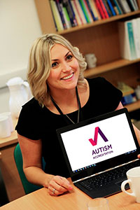 Liverpool headteacher - Ania Hildrey - up for National Autistic Society Award