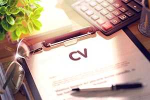 cv in education industry