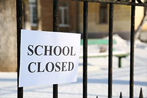 keep children safe when schools are closed