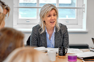 Sharon Davies, CEO of Young Enterprise, on closing the disadvantage gap