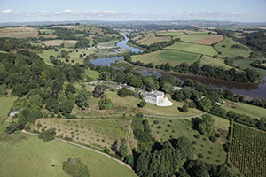 The Sharpham Trust House