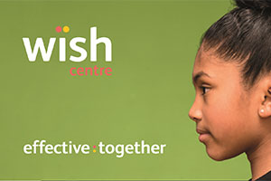 The Wish Centre logo
