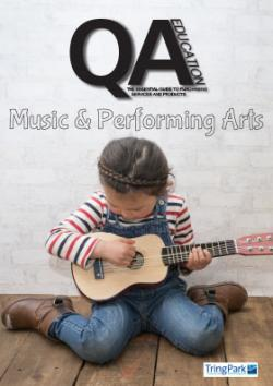 Music and Performing arts Guide front cover