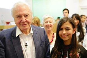 david attenborough on Online Streaming Platform